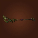Lunarglow Staff, Iron Horde Ritual Staff, Darktide Summoner Staff Model
