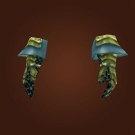 Scaled Silithid Gauntlets Model