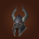 Iron Riveted War Helm, Warhelm of the Champion Model