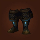 Acidmaw Boots, Treads of the Icewalker, Acidmaw Boots, Treads of the Icewalker, Landfall Leather Boots Model