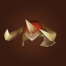 Replica Champion's Dragonhide Helm, Replica Champion's Dragonhide Headguard Model