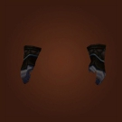 Crafted Malevolent Gladiator's Silk Handguards Model