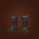 Mountainscaler Chain Sabatons, Mountainscaler Ringmail Sabatons, Mountain Greaves, Willow Greaves, Yak Greaves Model