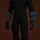 Crafted Malevolent Gladiator's Dreadplate Gauntlets, Malevolent Gladiator's Dreadplate Gauntlets, Malevolent Gladiator's Dreadplate Gauntlets Model