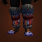 Peerless Boots, Pads of the Dread Wolf Model