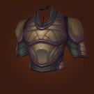 Stoneshatter Hauberk, Rippling Ooze Chestguard, Darkbrand Chestguard, Clutch of the Stonemother Model