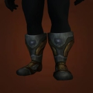 Wall Sabatons, Faded Forest Armored Warboots, Faded Forest Heavy Warboots, Faded Forest Burnished Greaves, Brick Sabatons, Ghost-Forged Boots, Miner Sabatons, Plankwalking Greaves Model