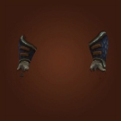 Primal Combatant's Leather Gloves, Primal Combatant's Gloves Model