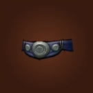 Contender's Wyrmhide Belt, Jinyu-Polished Waistband, Hozen-Crafted Waistband, Hozen-Stitched Waistband, Ale-Boiled Waistband Model