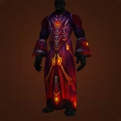Robe of the Malefic Model