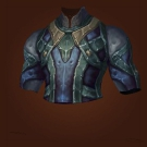 Primal Gladiator's Plate Chestguard Model