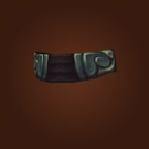 Poisonbinder Girth, Ashen Wall Girdle Model