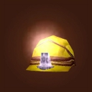 Expert Goldminer's Helmet Model