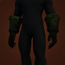 Gladiator's Leather Gloves Model