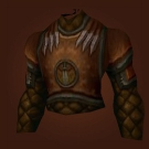 Whale-Skin Breastplate, Darkheart Chestguard Model