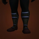 Grease-Covered Boots, Stormsnout Hide Boots, Boots of the Foolhardy, Boots of the Foolhardy, Ghost Walker Treads, Silent Footpads, Frog Boots Model
