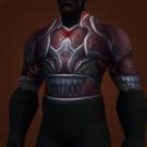 Whale-Skin Vest Model