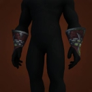 Gunship Captain's Mittens, Gloves of False Gestures, Sanctified Bloodmage Gloves, Gloves of False Gestures Model