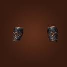Crafted Malevolent Gladiator's Armbands of Prowess, Crafted Malevolent Gladiator's Armbands of Meditation Model