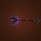 Prideful Gladiator's Battle Staff Model