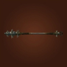 Staff of the Ley Mender, Refulgent Staff, Wrought-Iron Staff, Thorim's Riding Crop, Avalanche Staff, Dreadsoul Staff Model