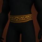 Gossamer Belt Model