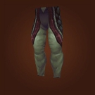 Void-Pact Leggings, Leggings of Wasted Flesh, Felfume Pantaloons Model