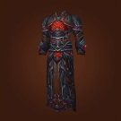 Brutal Gladiator's Dreadweave Robe, Brutal Gladiator's Felweave Raiment Model