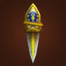 Replica Grand Marshal's Hand Blade Model