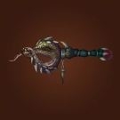 Writhing Wand Model