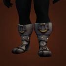 Coal Miner Boots Model