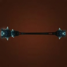 Sempiternal Staff, Lightning Giant Staff Model