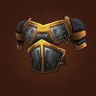 Heavy Earthforged Breastplate Model