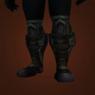 Sun-Fired Striders, Chilled Mail Boots, Verdant Linked Boots, Short-Circuiting Boots Model