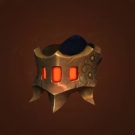 Helmet of the Barbed Assassin Model