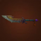 Bronzed Greatsword, Mountainscaler Greatsword, Marista Blade Model