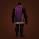 Stromgarde Surcoat, Shroud of Arcane Mastery, Lightning Beetle's Cape Model