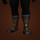 Deathfrost Boots, Plague Scientist's Boots Model