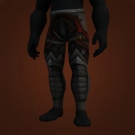 Bloodfang Pants Model