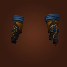 Merciless Gladiator's Silk Handguards Model