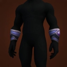 Guardian's Silk Cuffs Model