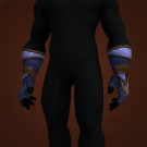 Wrathful Gladiator's Mooncloth Gloves Model