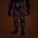 Hateful Gladiator's Plate Legguards Model
