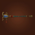 Mountainscaler Meditation Staff, Mountainscaler Diviner's Rod, Mountainscaler Combat Staff Model
