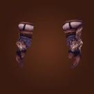Conqueror's Nightsong Handgrips, Conqueror's Nightsong Handguards, Conqueror's Nightsong Gloves Model