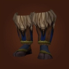 Vindicator's Dragonhide Boots, Vindicator's Kodohide Boots, Vindicator's Wyrmhide Boots Model