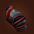 Dark Iron Shoulders, Darkcrest Pauldrons, Expedition Mantle, Boulderfist Epaulets Model