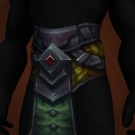 Railwalker Waistband, Bladefang Belt, Bomb-Carrier's Harness, Barrage Blaster Belt, Sapper's Utility Belt Model