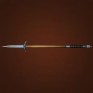 Minuteman Pike, Minuteman Pike, Pandaren Fishing Spear Model