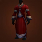 Crimson Silk Robe, Robe of the Crimson Order Model